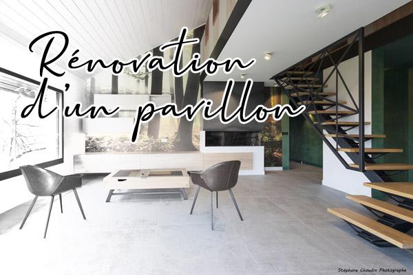 Renovation pavillon